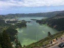 View from Miradouro da Vista do Rei